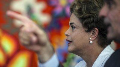 Dilma Rousseff convoca a movilización contra usurpación de Temer