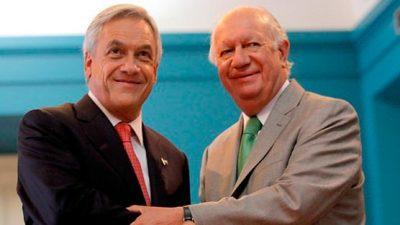 Caras repetidas en la carrera presidencial chilena