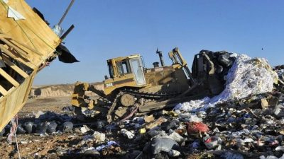 El Municipio de Río Cuarto busca reducir hasta 40% la basura que va al enterramiento