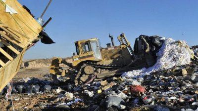 Río Cuarto: De cara a su uso industrial, declaran a la basura de propiedad municipal