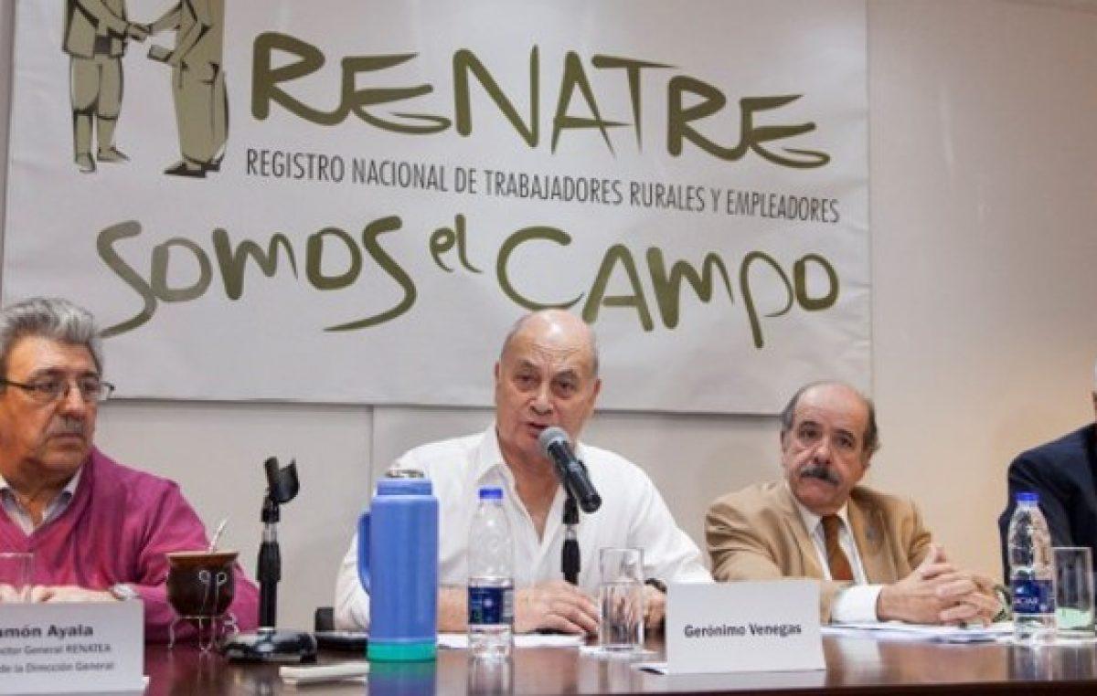 Freno al carnaval de despidos en Renatea