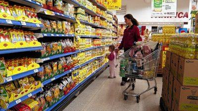 """Ya se vende la """"canasta básica"""" que el Municipio de Concordia acordó con los supermercadistas"""