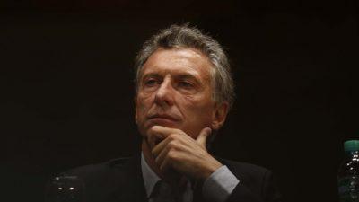 Encuesta muestra que en Buenos Aireslas medidas y gestión de Macri son altamente negativas
