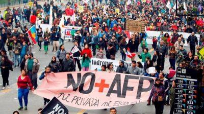 Jaque mate al sistema privado de pensiones chileno