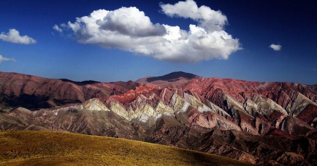 Cerro de los 7 Colores: ¡te quedaste corto, tenemos uno de 14!