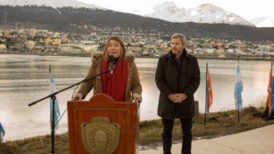 500 millones para el saneamiento ambiental de Ushuaia y 159 nuevas viviendas