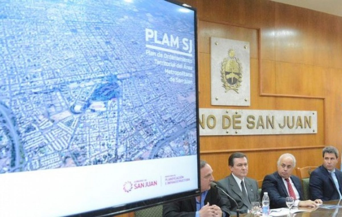 San Juan: Plan de Ordenamiento Territoria, aseguran que en Capital hay un 20% de viviendas desocupadas