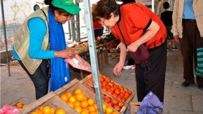 Exitosa feria fruti-hortícola provincial y municipal en Jujuy