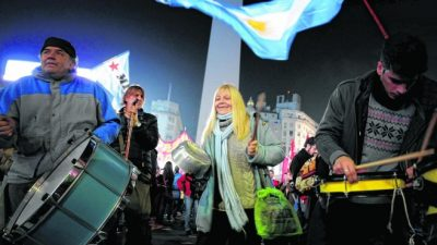 Segunda protesta en todo el país contra el tarifazo en los servicios