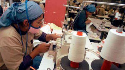 El sector textil atravieza la peor crisis de los últimos 20 años
