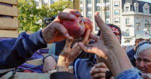 Río Negro: Productores vuelven al Valle con mucha publicidad y pocas respuestas