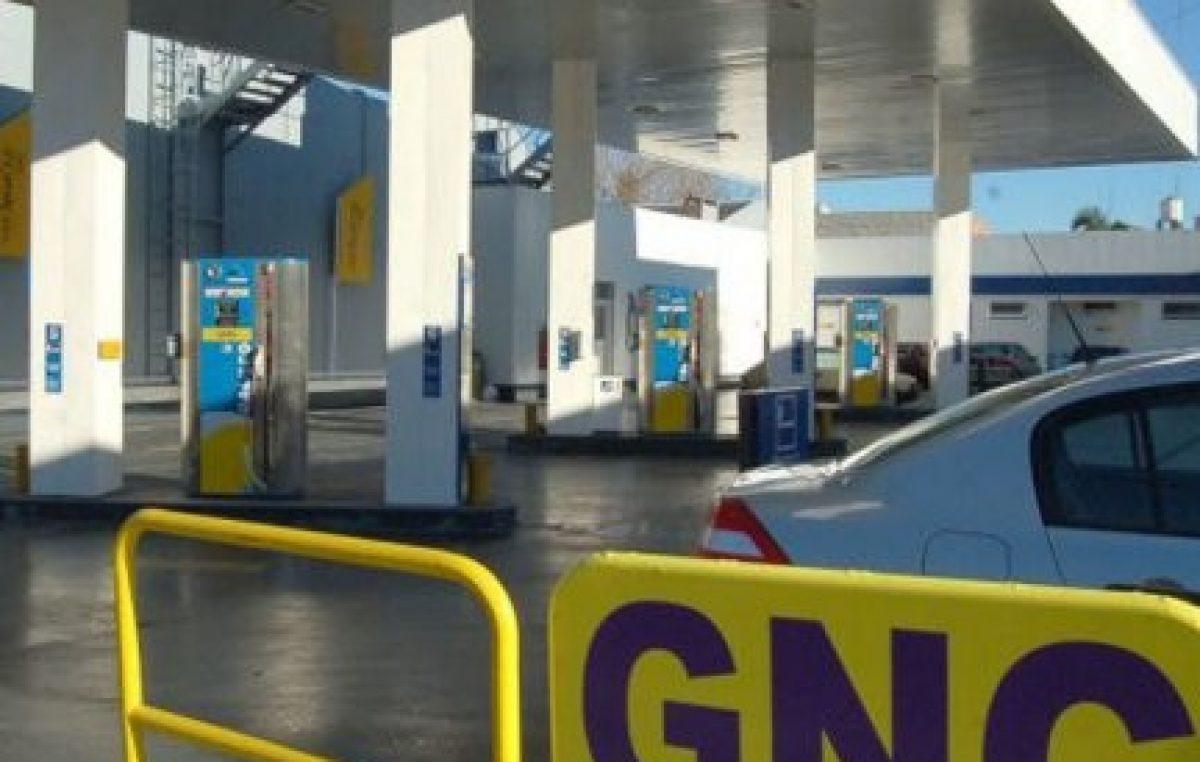 Advierten sobre el posible cierre de un tercio de las estaciones de GNC