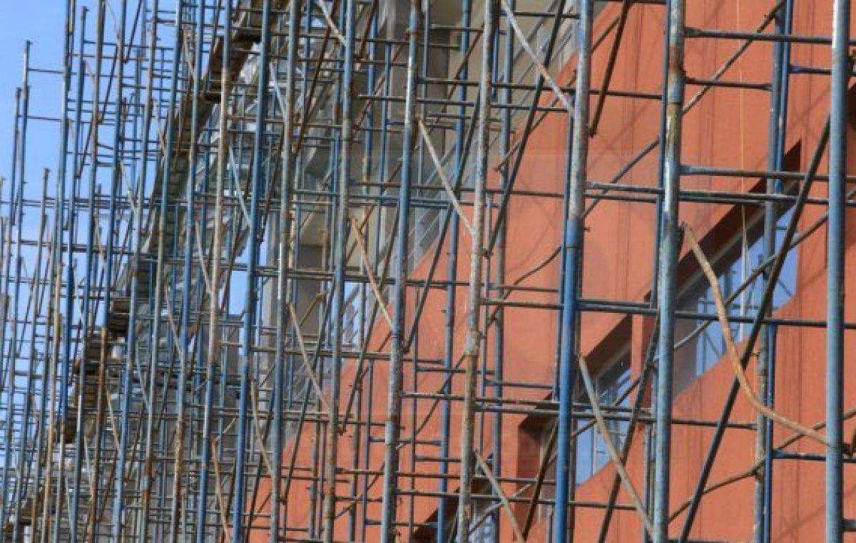 Fuerte retracción de permisos para la construcción privada enEntre Ríos
