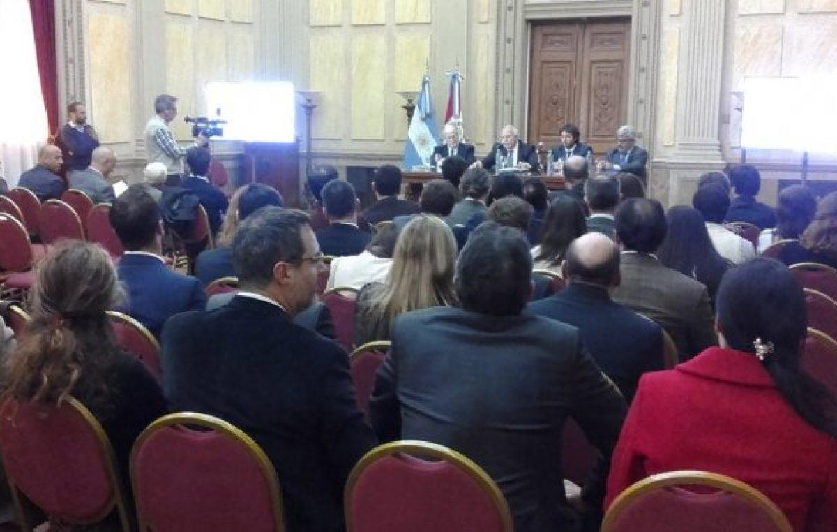 La Legislatura santafesina aprobó la creación de 40 nuevas fiscalías en la provincia