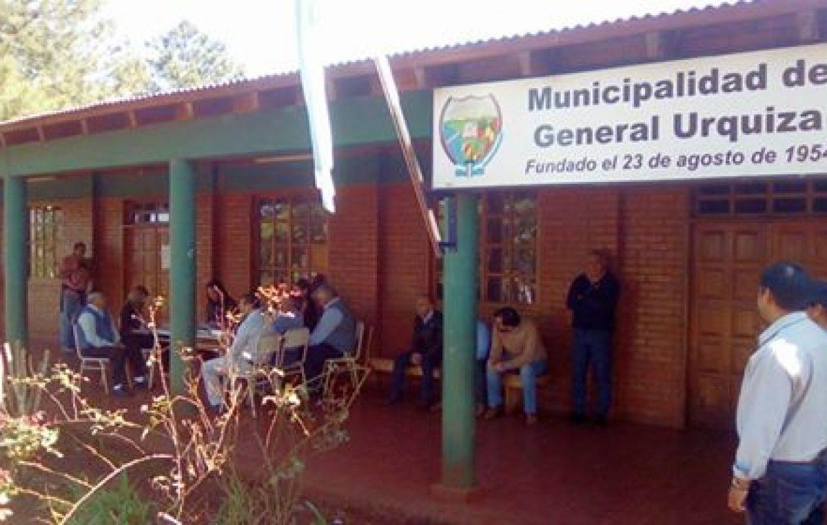 Misiones: Por malversación de fondos destituyeron al intendente de General Urquiza