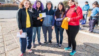 Comenzó el certamen 'Muni Joven' para estudiantes de Ushuaia