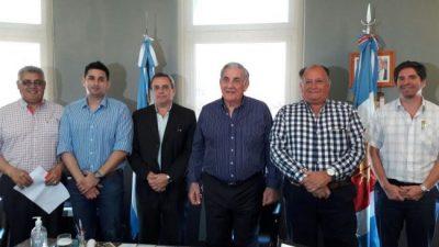 Anunciaron mejoras salariales para empleados municipales de Las Termas