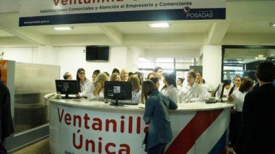 """Posadas ya cuenta con su sistema de """"Ventanilla Única"""" para habilitación comercial"""
