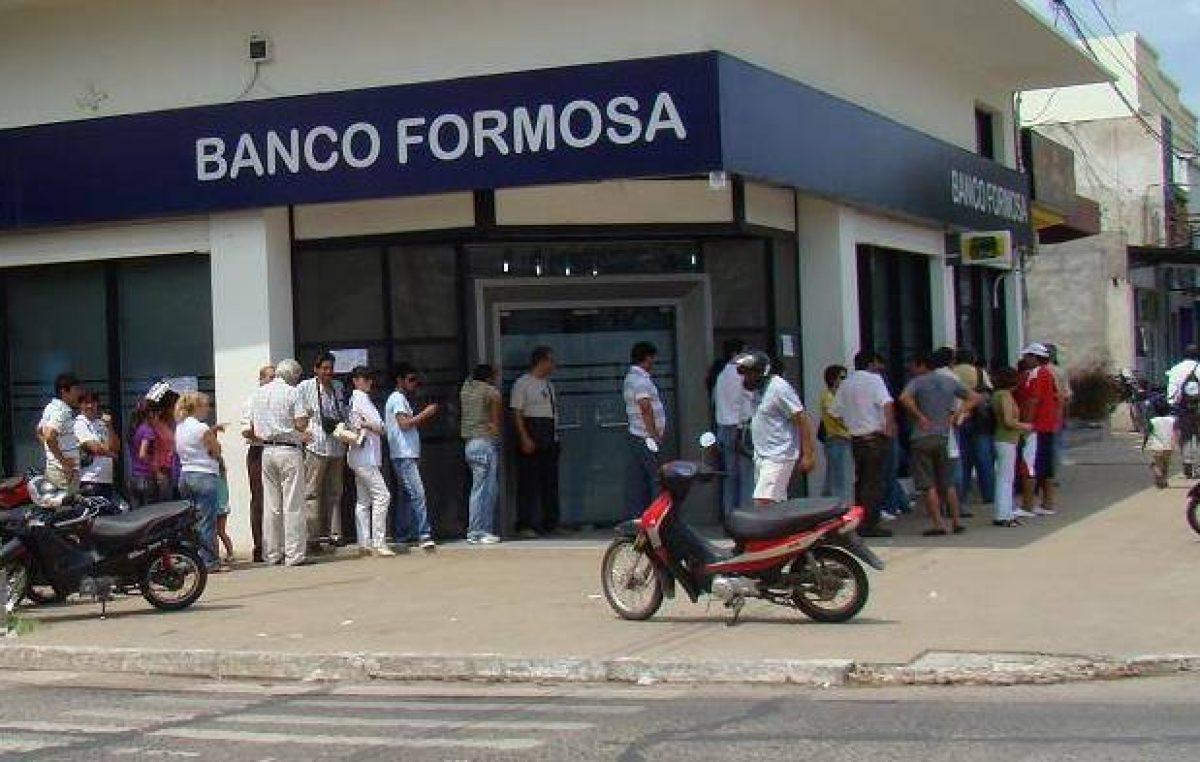 """Formosa: """"Con el nivel de pago que tiene ahora la comuna es muy difícil hacer obras"""""""