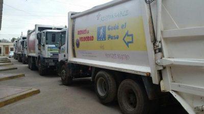 Marcos Juárez lleva dos semanas sin recolección de residuos