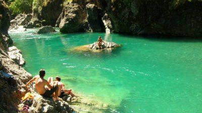 Cajón del Azul, un lugar encantado de la Argentina