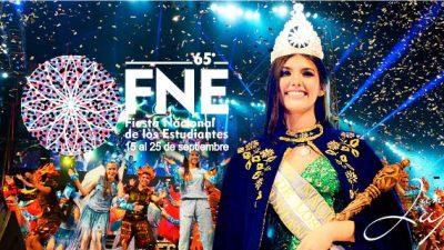 Jujuy brilla con una nueva edición de la Fiesta Nacional de Estudiantes