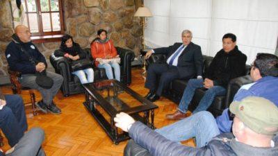 Jujuy: El presidente de la Legislatura se reunió con el secretario general del SEOM