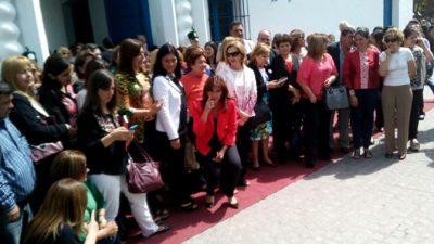 Mujeres peronistas de todo el país repudiaron políticas neoliberales