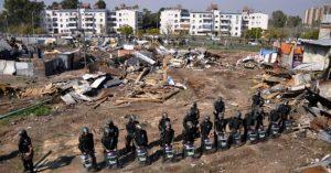 Buenos Aires: Aprueban ley que limita el accionar de la Justicia en desalojos de villas y asentamientos