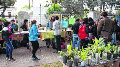 Rosario armó su capítulo a favor de la soberanía alimentaria