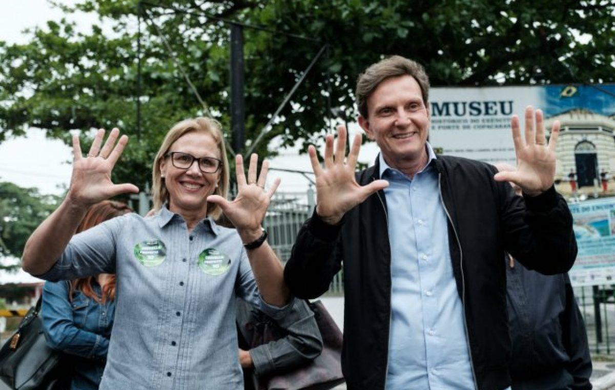 Arrasadora victoria en Río de Janeiro de un pastor evangélico frente a un socialista