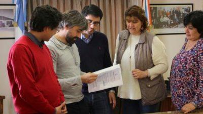 $ 1.949 millones: El Municipio de Río Grande presentó el presupuesto 2017