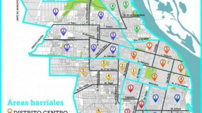 Definen nuevos proyectos en los consejos barriales de Rosario