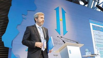 """Frigerio: """"Queremos darle mayor descentralización de los recursos para los municipios"""""""