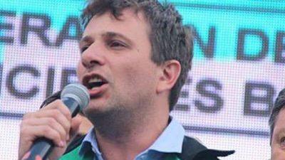 """Avellaneda: Tras los incidentes, Doval sostuvo que """"Ferraresi está generando violencia"""""""