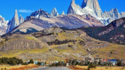 Patagonia: comer, beber y escalar