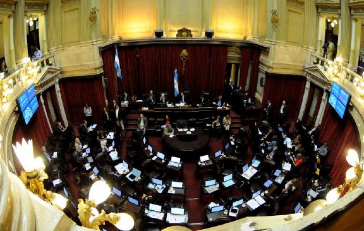 Polémica por el aumento de salarios de diputados y senadores
