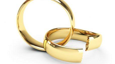 Los divorcios