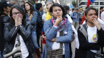 El triunfo del No sumió a Colombia y a su proceso de paz en la incertidumbre