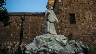 Turismo religioso: Brochero, el primer santo argentino, en la Docta