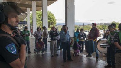 Valle Viejo: Molestos con Jalile, hoy los trabajadores vuelven al paro