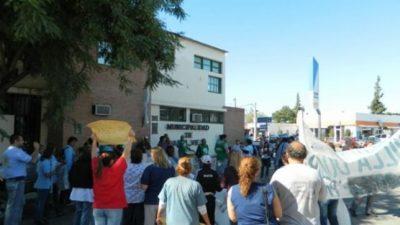 Valle Viejo: El SOEM chacarero, al paro por tiempo indeterminado