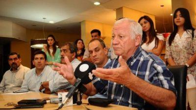 Día de furia en Valle Viejo: Jalile amenazó de muerte a hijos de gremialistas