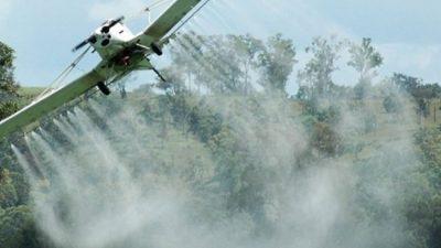 Convocan en Basavilbaso a un Primer Encuentro de Pueblos Fumigados