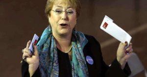 Chile: la oposición de derecha se imponía en las municipales