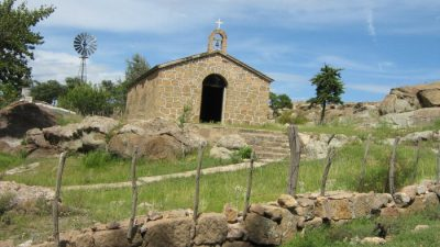 El pueblo que sueña con renacer gracias a San Brochero