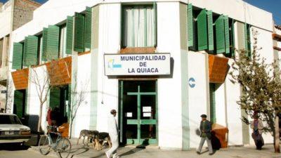 Avanza proyecto de modernización en la Municipalidad de La Quiaca