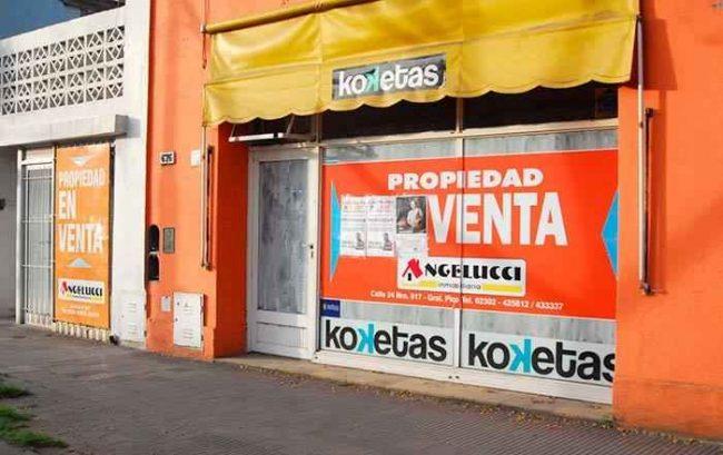 General Pico: hay 39 locales desocupados en el centro