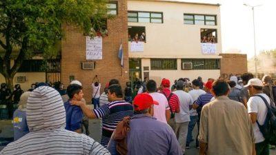 Valle Viejo: retoman las medidas de fuerza