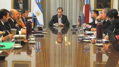 """El gobernador de Entre Ríospidió más austeridad a sus funcionarios """"para lograr equilibrio fiscal"""""""